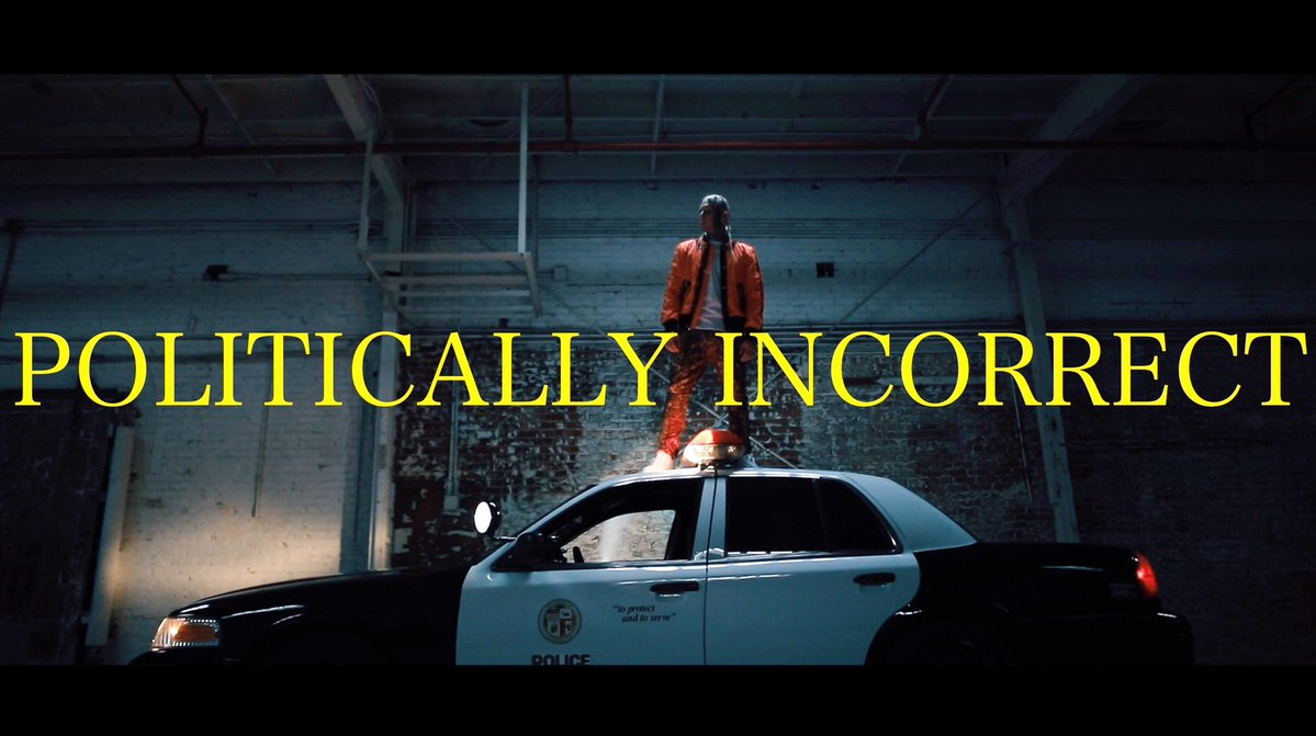 "Tom MacDonald – ""Politically Incorrect"" – Hip Hop For Good"